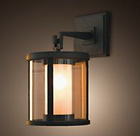 I LIKE THIS ONE, IT WORKS WITH ANY STYLE BUT YET FEELS MODERN.  Quentin Pendant Sconce, $159. 8.25x12. A little on the small side, but you cant beat the price.