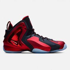 Nike Lil' Penny Posite (University Red/Black-University Red)