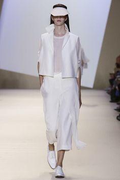 Akris Ready To Wear Spring Summer 2015 Paris