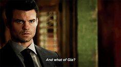 Elijah Mikaelson & Gia (Gilijah) - The Originals