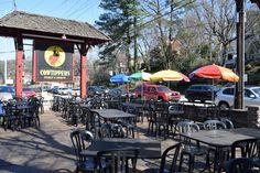 High five patio 13 Atlanta Patios to Spend a Warm Spring Afternoon