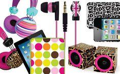 Lançamento: acessórios tech lindos e coloridos da Macbeth Collection - Tech Girls - CAPRICHO