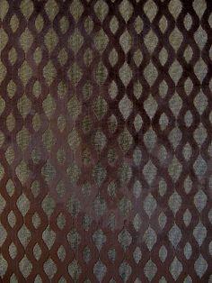 SUNSET/0866 CHOCOLATE-5D Yard of Fabric
