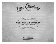 Y hoy en #ditcionario #rial #akademy #tepito: