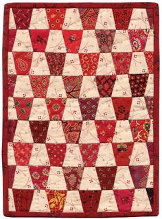 Humble Quilts - Red Cloud