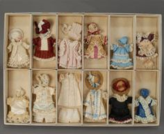 Bertha Carter Munson represents much more than a spectacular all bisque doll with a wardrobe, she represents a piece of history, as she started out her life as a fundraiser for an 1870s sanitary fair.