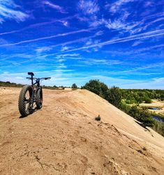 Fat Bike, Country Roads, Photos, Pictures, All Terrain Bike