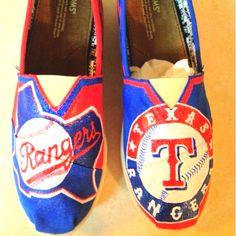 Texas Rangers Toms!(: