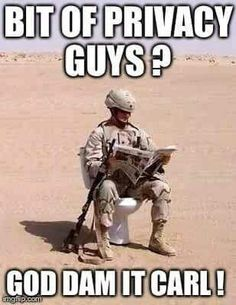 Find very good Jokes, Memes and Quotes on our site. Keep calm and have fun. Funny Pictures, Videos, Jokes & new flash games every day. Funny Army Memes, Army Jokes, Military Jokes, Army Humor, Funny Jokes, Military Life, Hilarious, Funny Images, Funny Photos