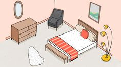 """7 tips for creating the bedroom of your dreams. The bedroom is the last secret place of refuge and peace in a home,"""" says interior designer Emilie Munroe. Here, she outlines the seven steps to creating the bedroom of your dreams."""