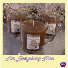 Amaretto Coffee 10oz Coffee Mug Scented Unboxed Container Candle Listing in the Candles & Candlesticks,Decorative,Home & Garden Category on eBid Australia | 146124436