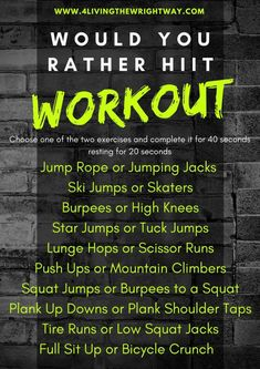 Hey guys I hope you had an awesome week This week flew by and I am ready to do a little bit of relaxing and cleaning my house I did manage to create this new HIIT workout for my class last week It was awesome I teach a 30 minute cardio cl - h Hitt Workout, Tabata Workouts, Hiit, At Home Workouts, Body Workouts, Training Workouts, Workout Plans, Workout Ideas, 15k Training