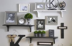 "Shelves and hooks (and especially shelves WITH hooks) are great space savers in the entryway of your home, but they can also take the place of more traditional framed art. Here we show you five different ways to decorate with wall shelves, wall hooks, and shelves with hooks built-in! Create... <a class=""arrow"" href=""http://www.kirklands.com/blog/how-to-decorate-using-a-wall-shelf-with-hooks/"">Read More</a>"