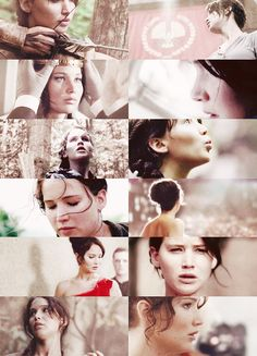 The Hunger Games ¥ Katniss Everdeen ¥ Hunger Games Fandom, The Hunger Games, Hunger Games Catching Fire, Hunger Games Trilogy, Divergent Fandom, Katniss Everdeen, Katniss And Peeta, Johanna Mason, Jennifer Lawrence