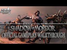 Middle-Earth: Shadow Of Mordor Official Walkthrough (+playlist)