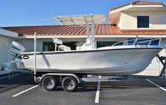 Used 2008 Dusky Marine 203 Center Console boat for sale in Vero Beach ...
