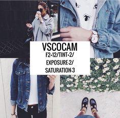 ✨ Ten Amazing Vsco Filters For Instagram Themes✨