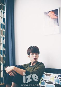 [PIC] 140808 #인피니트 Photoshoot & Interview with Ize - Woohyun #2