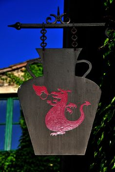 la Poterie du Fer Rouge, à Cliousclat (Drôme, France)