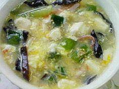 ☆卵と豆腐の春雨スープの画像
