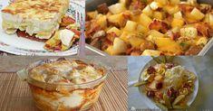 Gondoltad, volna hogy a rakott krumpli is lehet érdekes? Létezik tejszínes, káposztás, csirkés és gombás is! Összegyűjtöttük Neked a legfinomabb recepteket, Neked már csak sütni kell!
