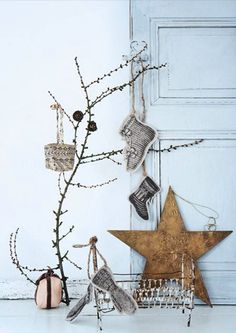 Nice #shabby #chic decoration . Have a nice #Christmas