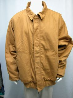 Walls FR 3HRC Flame Resistant Insulated Jacket 4XL Tall FRO35184J  #Walls #FlightBomber