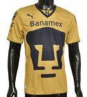 Authentic Pumas de la UNAM soccer jersey - gold & blue - http://stores.ebay.com/Gear-House-Clearance/Shirts-Jerseys-/_i.html?_fsub=7467443018&_sid=4722018&_trksid=p4634.c0.m322