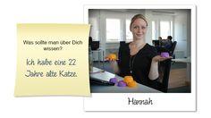 Die 28-jährige Aachenerin Hannah ist seit Anfang Mai bei edudip und kümmert sich zusammen mit ihren Kollegen aus dem Marketing um einen positiven Außenauftritt. Hannah hat viel Spaß an ihrem Beruf und mag die enge Zusammenarbeit mit ihren neuen Kollegen und die freundliche Atmosphäre eines Startup-Unternehmens, bei dem es jederzeit Müsli und Bionade für das ganze Team gibt.