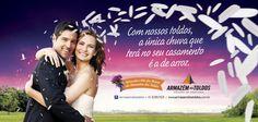 Armazém dos Toldos Campanha: Mês das Noivas Mídia: Busdoor