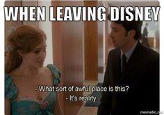 That feeling when you leave Disney property.... ♡Hi all! Bonjour lovelies…
