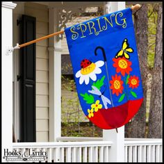 Garden Flags Decorative Flags Outdoor Flag Decor House Flags
