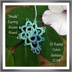 Amalie Earrings FREE Pattern