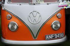 VW Camper van...only 'mini-van' you'd catch me in!