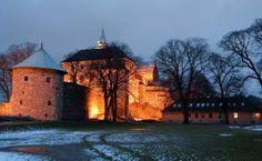 Akershus Festning, Oslo, Noruega