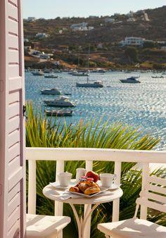 GREECE CHANNEL | Breakfast with a view, Greece