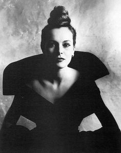 Dior, 1950, Photo by Irving Penn