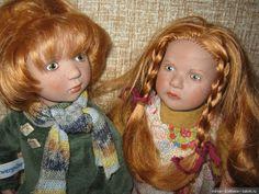 Новогодний подарок в мае / Zwergnase, Цвергназе. Игровые куклы / Бэйбики. Куклы фото. Одежда для кукол