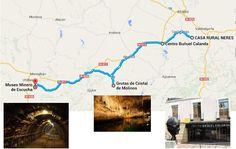 Ruta turística por el Bajo Aragón desde nuestra casa rural