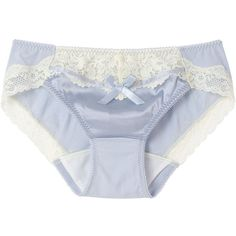 アンフィ サニタリーショーツ ($19) ❤ liked on Polyvore featuring intimates, lingerie, underwear and underwear- b&c cup