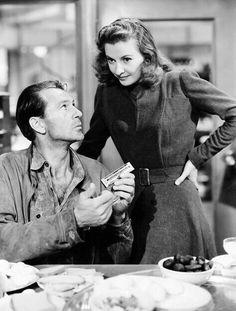 Gary Cooper & Barbara Stanwyck (Meet John Doe)