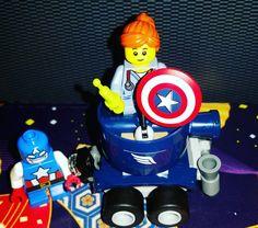 Step aside Captain America  Lego Nurse has this under control. The Genius Billionaire Playboy Philanthropist won't even see me coming.  #nursesunite #nursesofinstagram #nursesrock #registerednurse #nurse #hospital #hospitallife #medicine #medical #legostagram #rns #scrubs #stethoscope #legos #brick #bricklover #legolover #legoland #legopic #instalego #legomania #legocity #nurselife #doctor #captainamericacivilwar #teamcaptainamerica #teamironman #marvel #bricks #legomarvel by…