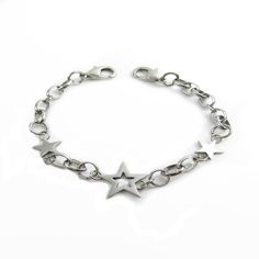 Medical #ID #Bracelet Strand-in Steel-Starlight-Chain-Interchangeable for #Price: $24.99 (€21.74)