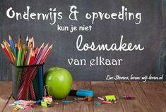 Luc Stevens over het doel van onderwijs Leader In Me, Growth Mindset, Compliments, Coaching, Positivity, Education, Math, School, Seo