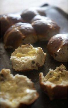 River Cottage Bread Handbook recipe for Hot Cross Buns- hands down the best hot cross buns recipe ever!