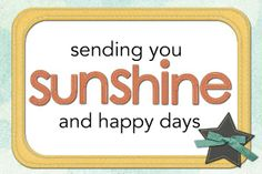 HM Gallery - Sunshine Card