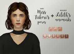 TS2 | misstiikeri's pores recolores #luchiatores