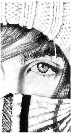 Resultado de imagem para free hand art drawings
