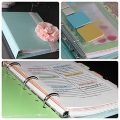 Making To Do Lists Fun.  Ideas on how to organize your to do lists to help you actually get things done!!