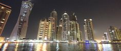 The Dubai Marina is one of Dubai's most popular places to stay. Dubai Marina stands out as home to some of the most amazing towers and activities where guest can relax in peace and tranquility along the waterfront.